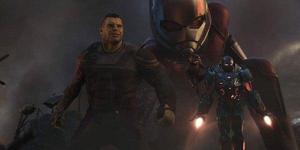 avengers endgame hulk war machine