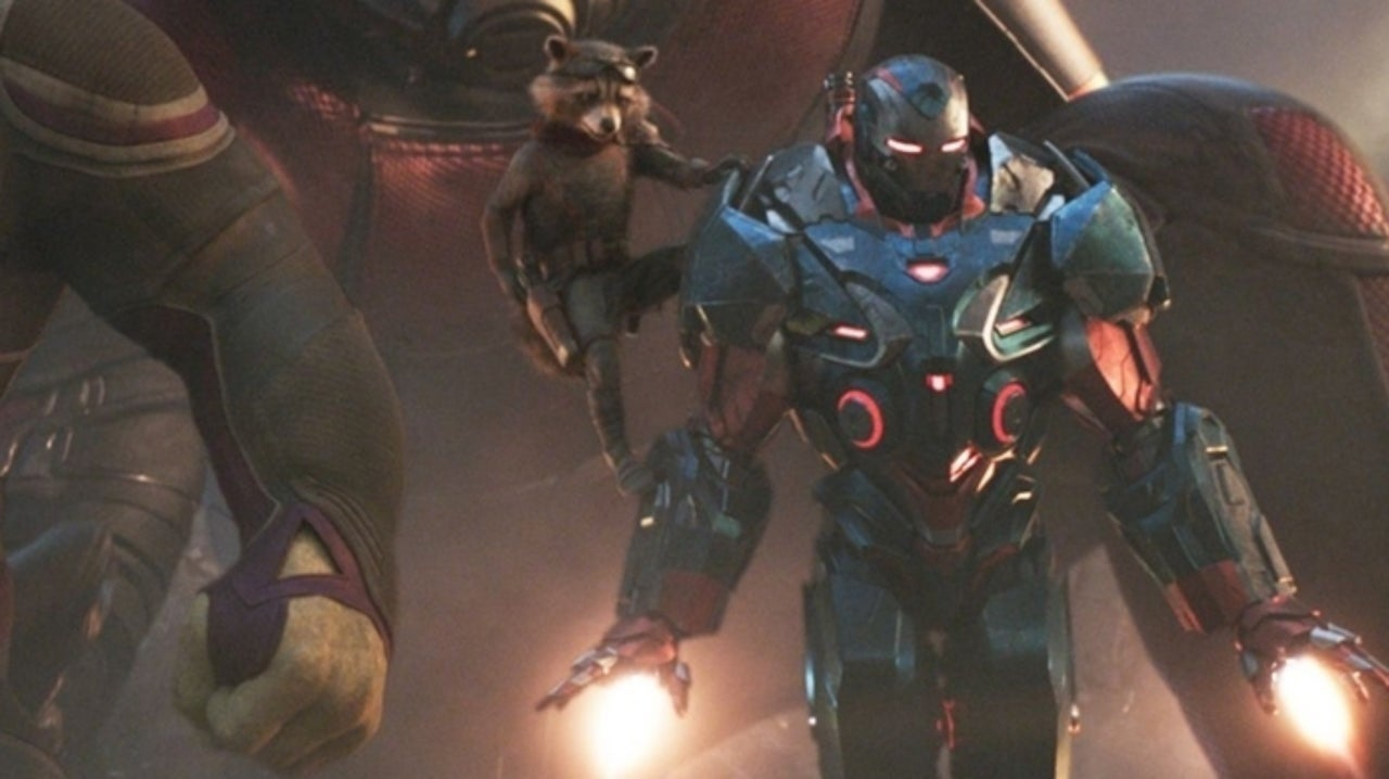 avengers endgame iron patriot rhodey