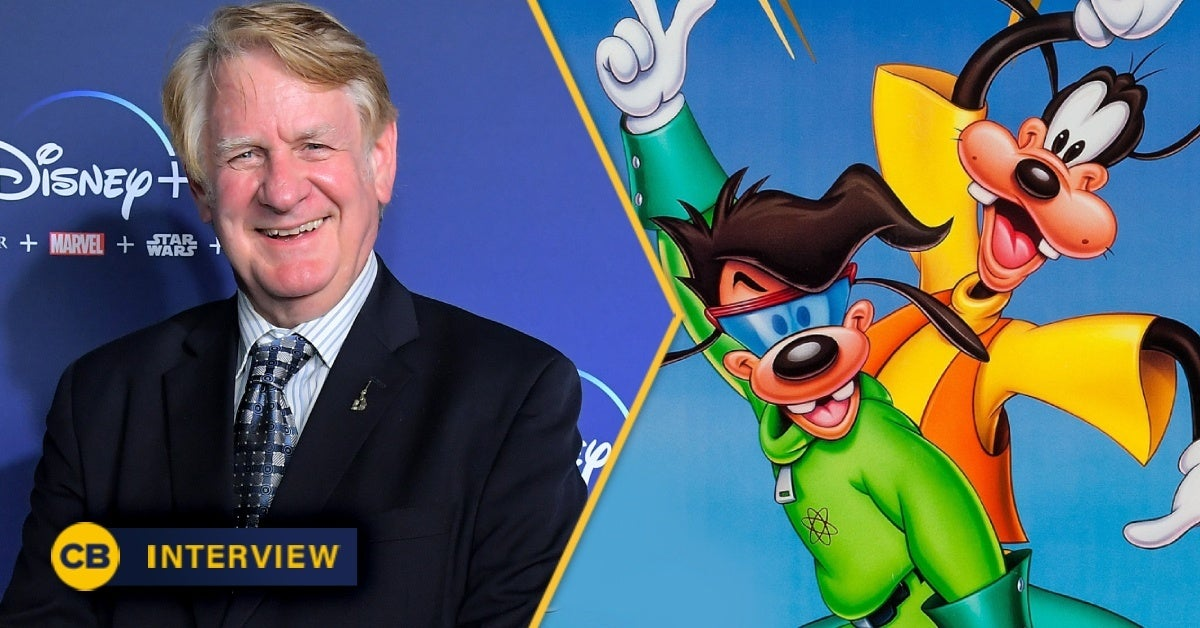 bill farmer a goofy movie interview