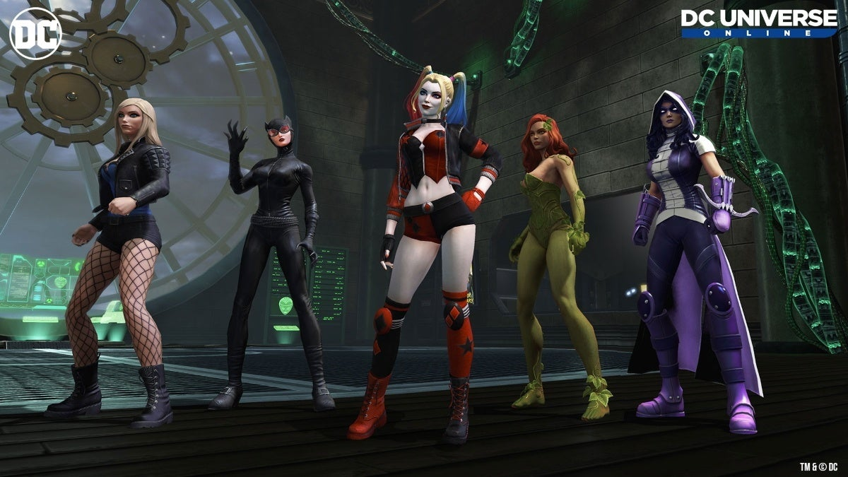Birds of Prey Screenshot 2