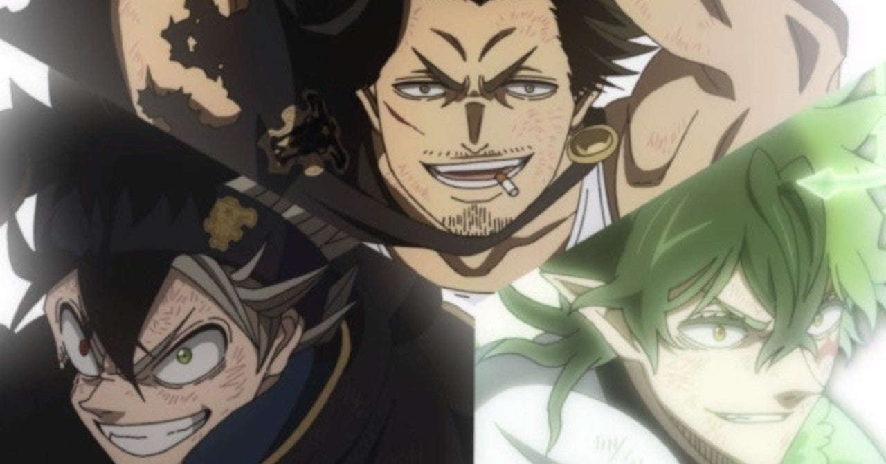 Black Clover: Top 10 Fights Ranked