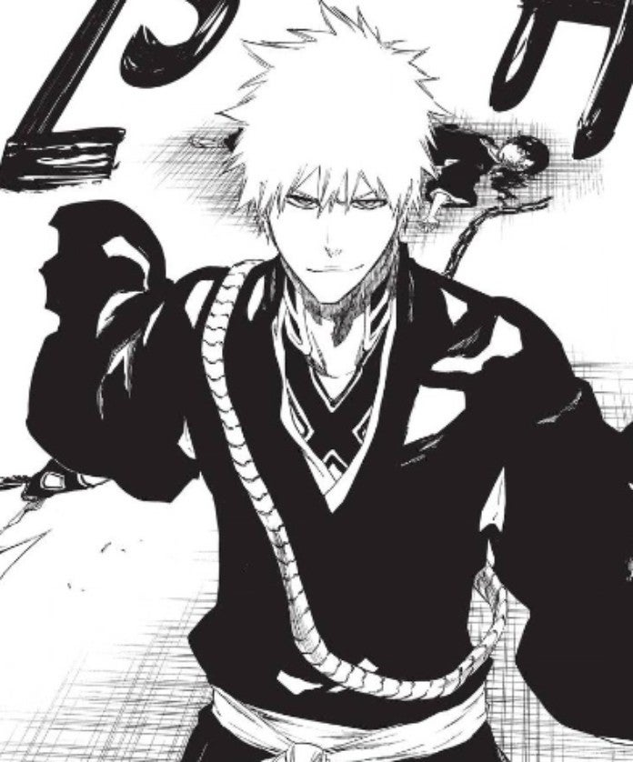 Bleach Chapter 480 Ichigo Kurosaki