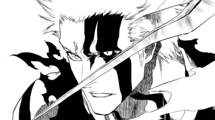 Bleach Ichigo Final Form Manga