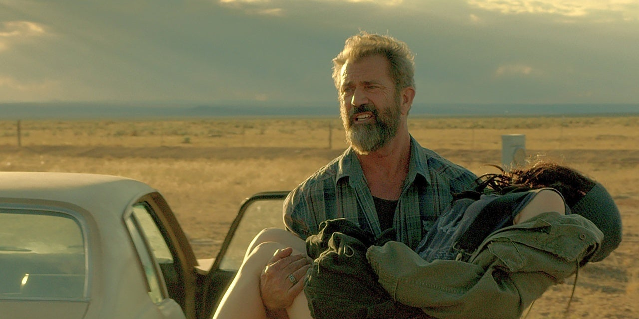 blood father mel gibson netflix