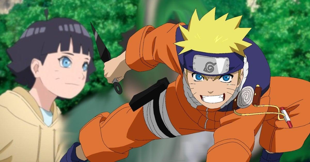 Boruto 154 Himawari Shinobi Ninja Training Episode Naruto Connecitons