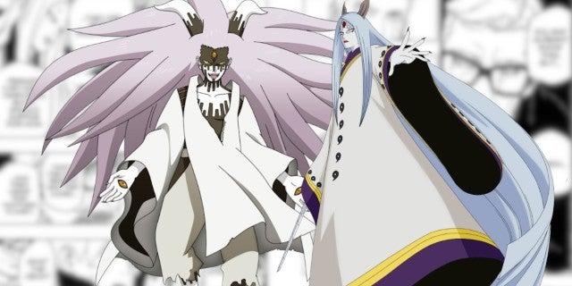 Boruto Naruto anime Manga 45 Otsutsuki Clan Origin Explained Kara Amado