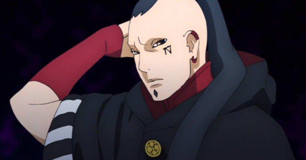 Boruto Naruto Next Generations Jigen Anime