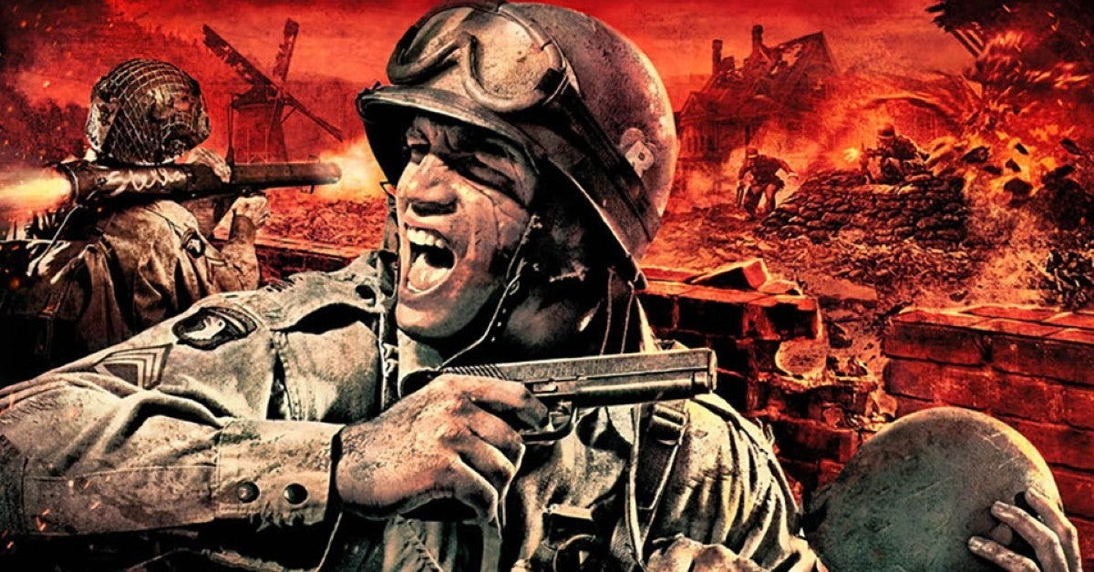 brothers in arms video game tv adaptation new cropped hed