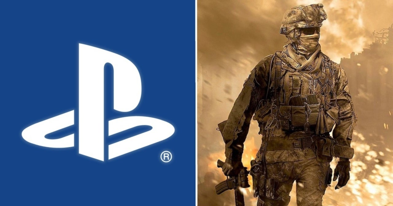 New Report Reveals Real Reason Why Call Of Duty Modern Warfare 2