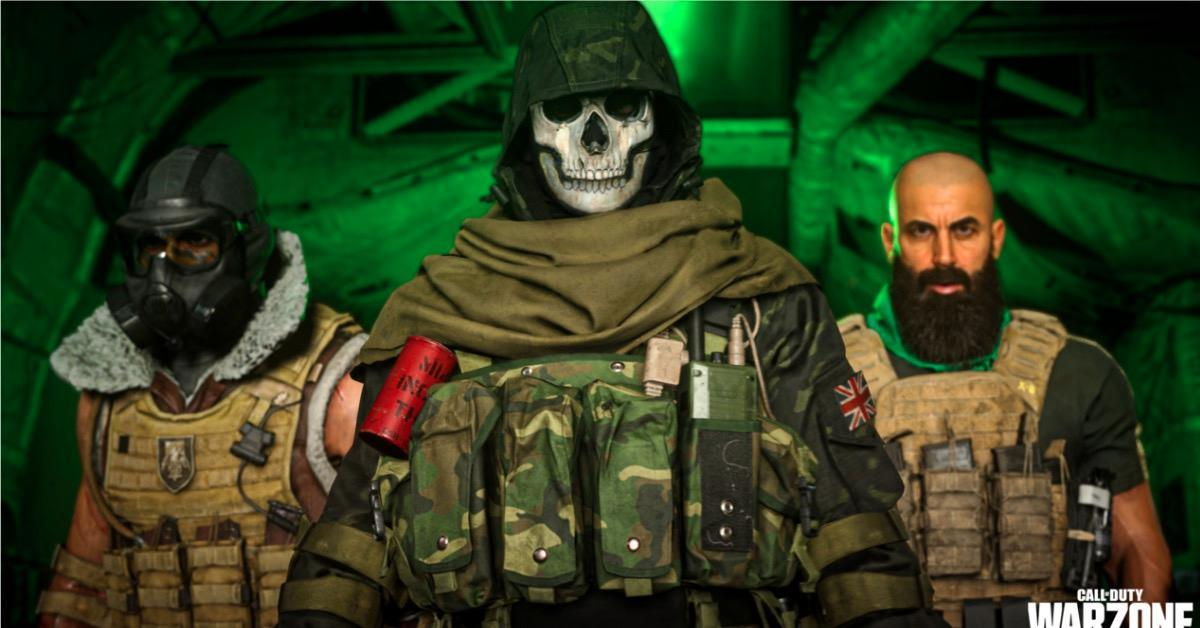 Call of Duty Warzone Trios