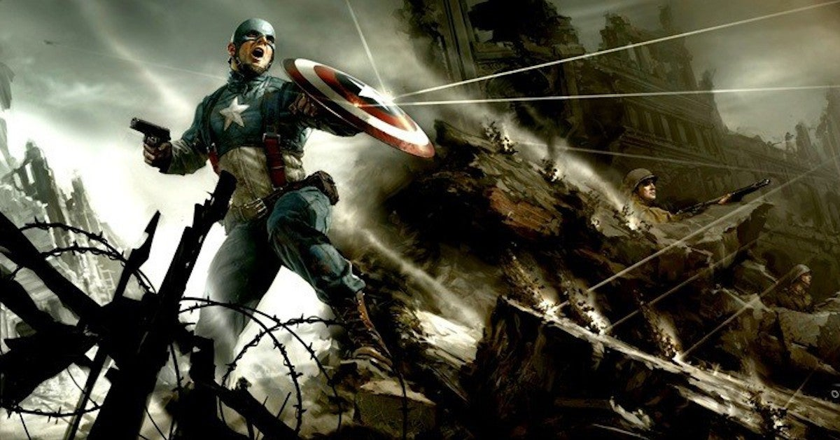 Captain America Winter Soldier WWII Opening Flashback Explained Russo Bros