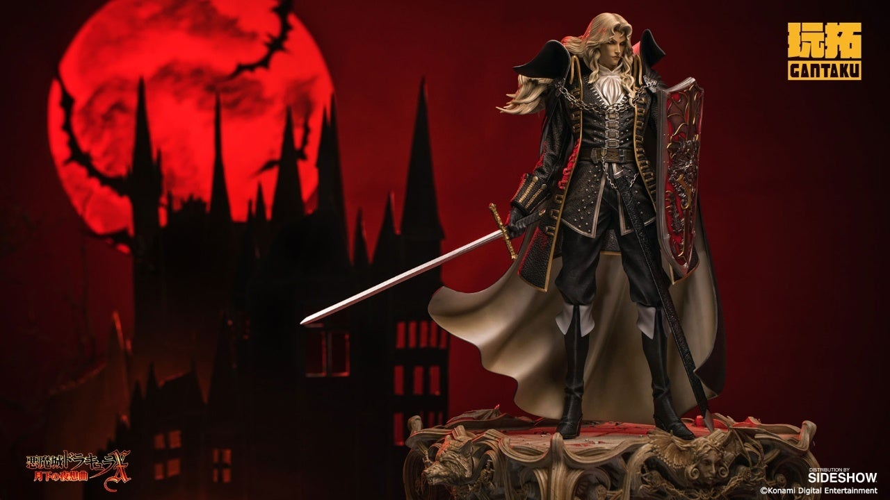 castlevania alucard figure 1