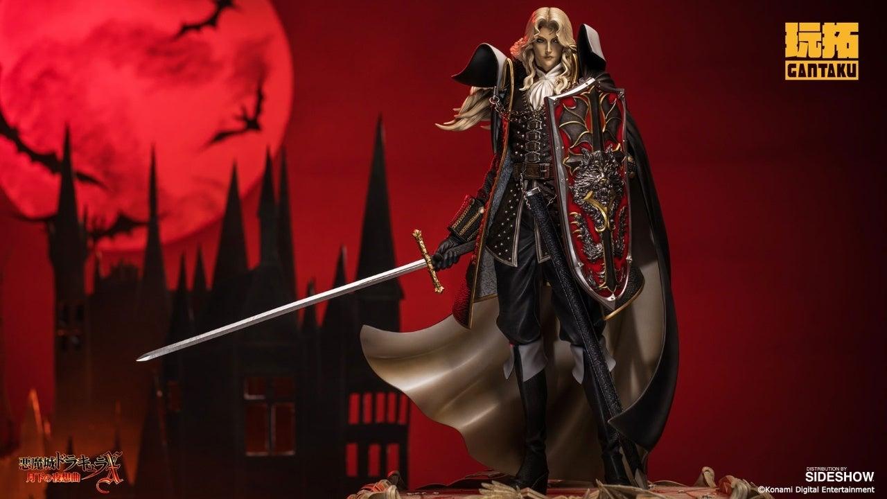 castlevania alucard figure 2