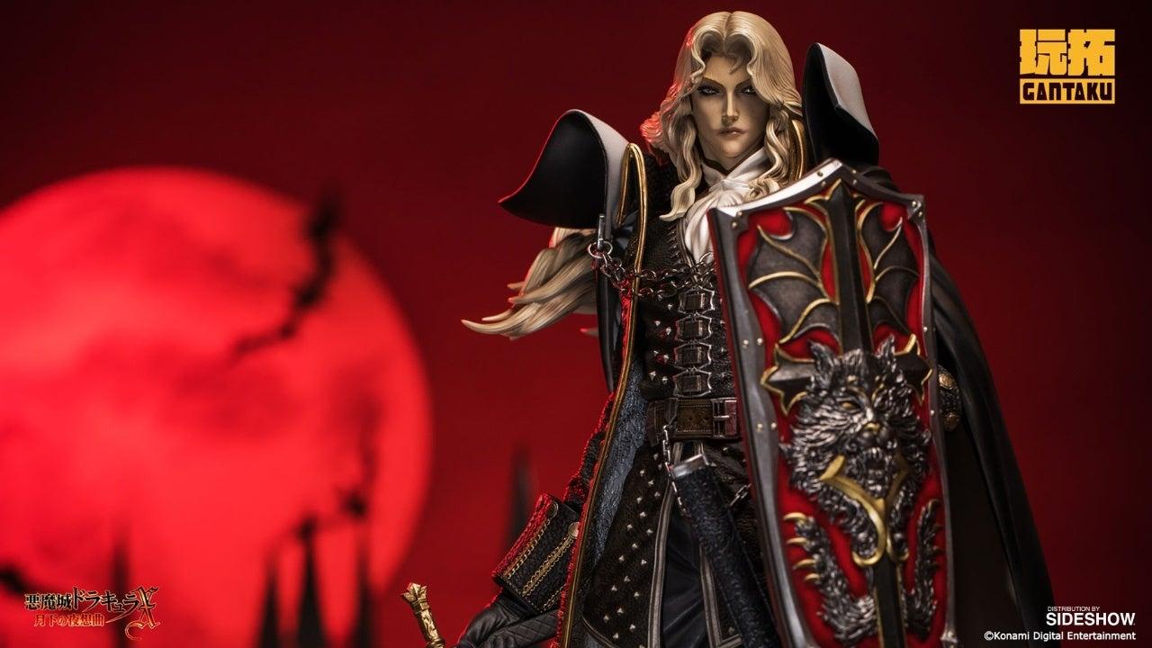 castlevania alucard figure 4