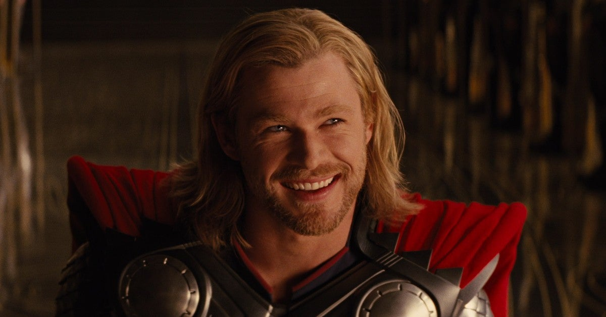 Chris Hemsworth Family Thor Reaction Surprise