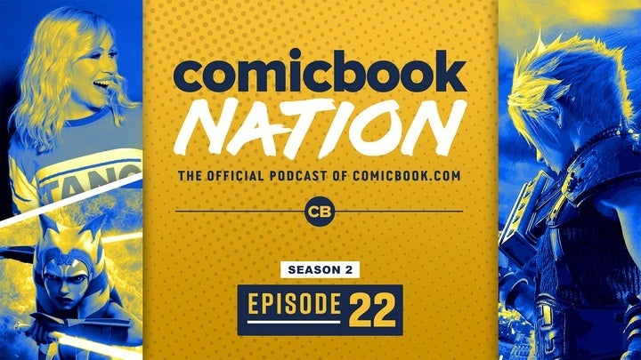 ComicBook Nation Podcast Final Fantasy 7 Remake Reviews Star Wars Clone Wars Ashley Eckstein Interview Ahsoka Tano