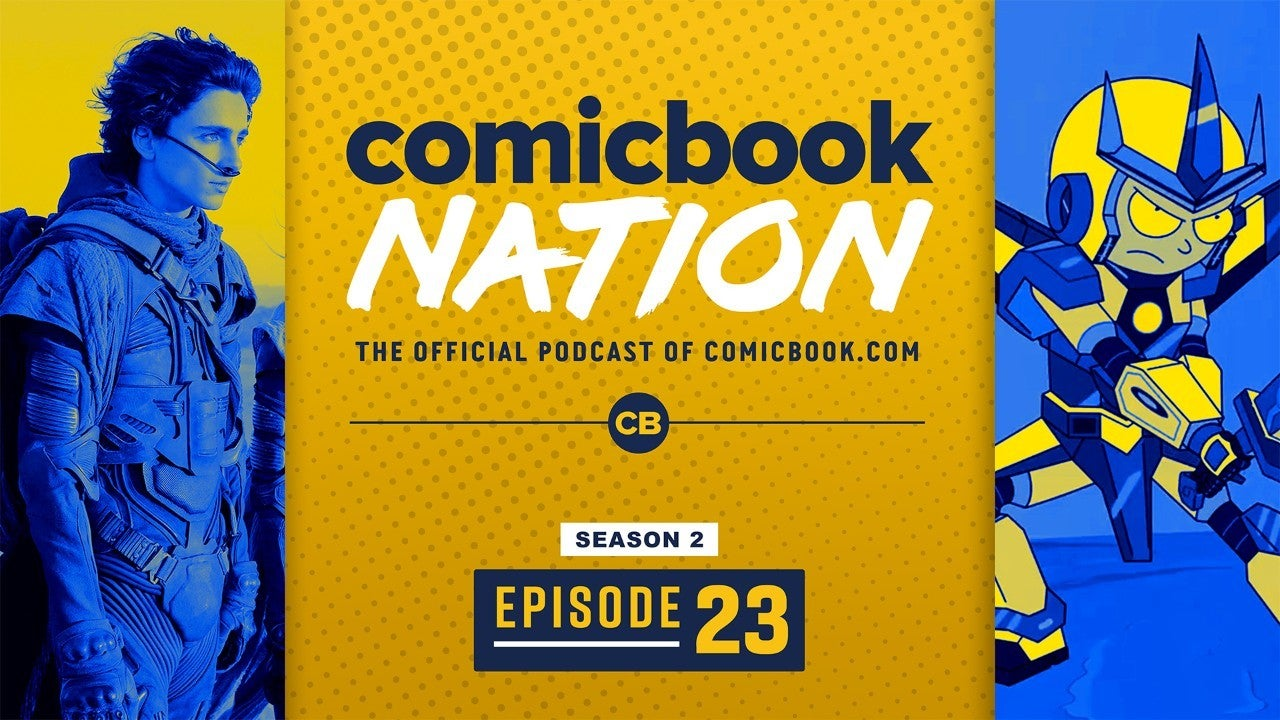 ComicBook Nation Podcast John Krasinski Marvel Studios Casting Dune Reboot First Look Netflix Tiger King Aftershow