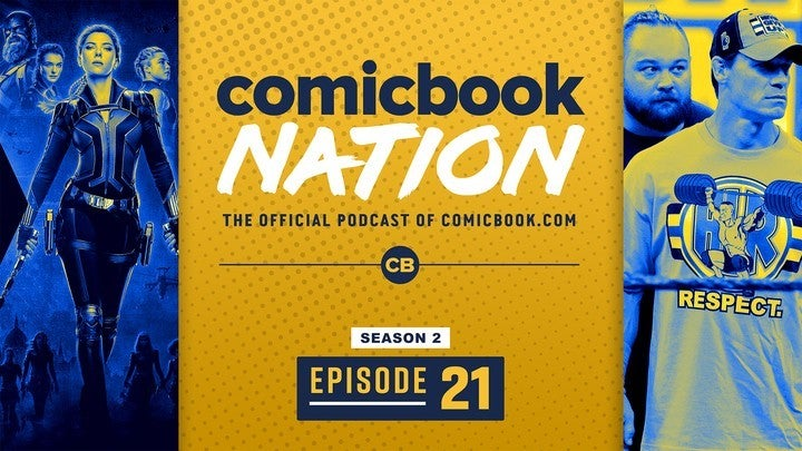 ComicBook Nation Podcast WWE Wrestlemania 36 Marvel MCU Phase 4 Movies New Release Dates
