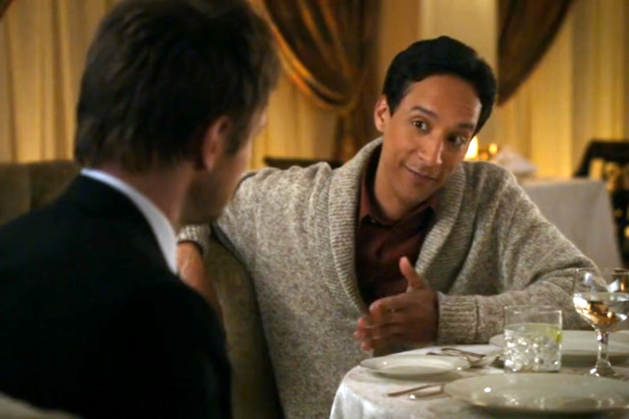 community abed dinner with andre