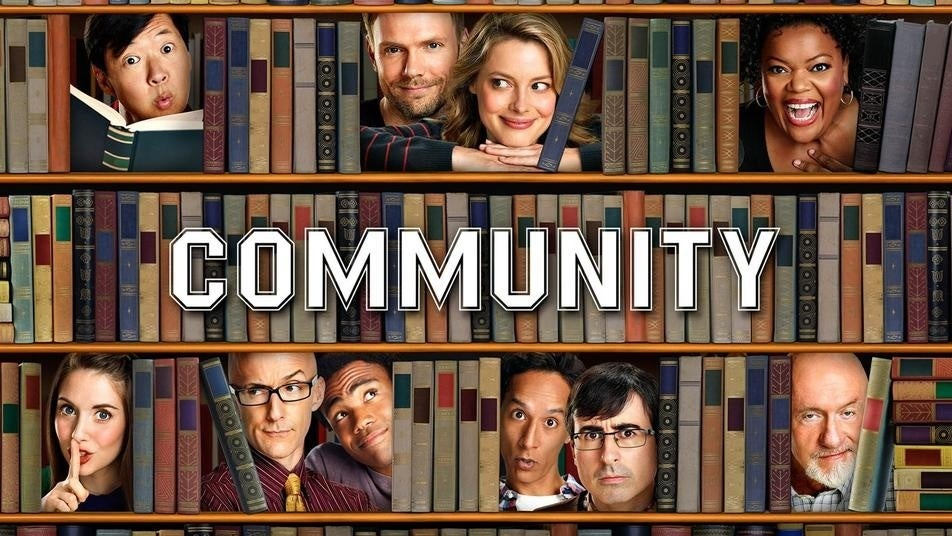 community netflix streaming