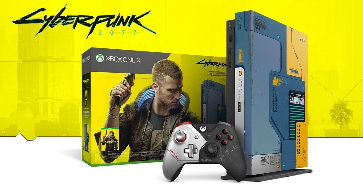 cyberpunk-2077-xbox-one-x-console-controller