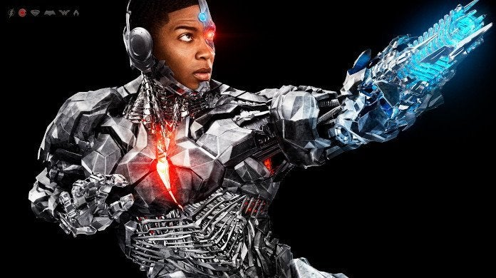 Cyborg Movie Ray Fisher DC