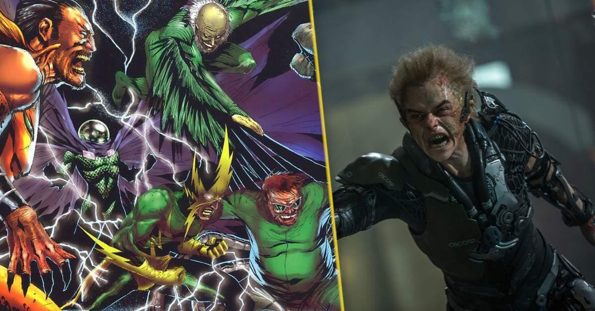 dane dehaan sinister six green goblin