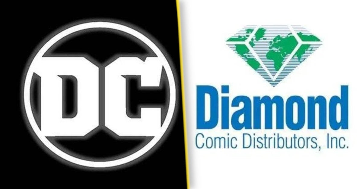 dc comics diamond