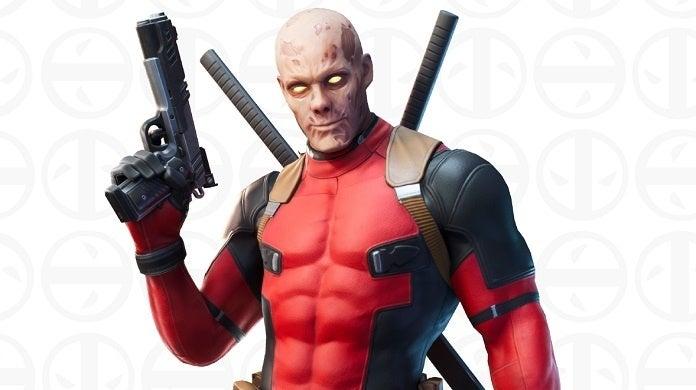 Deadpool Fortnite Unmasked