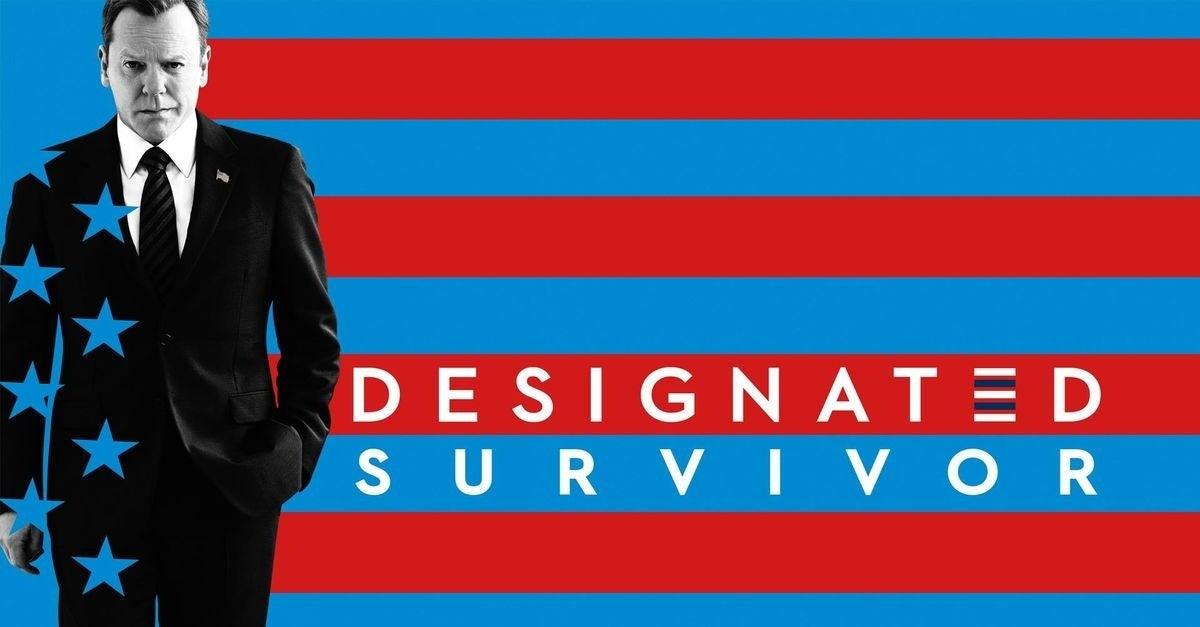 designated survivor abc netflix