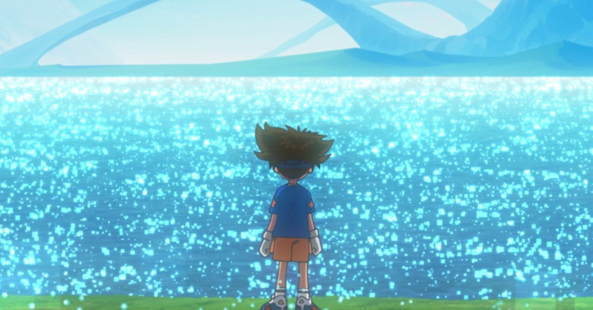 Digimon Adventure 2020 Digital World Anime