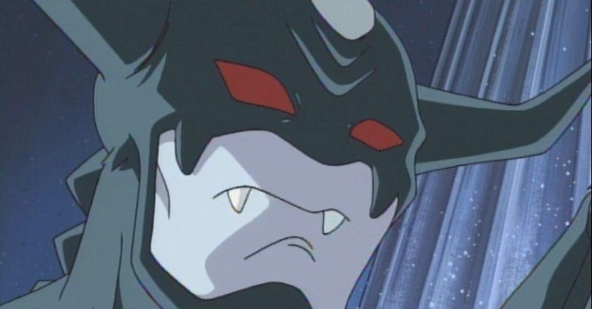 Digimon Adventure Devimon