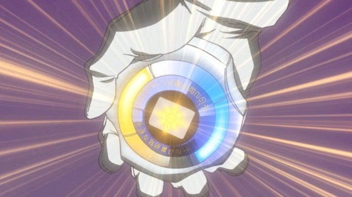 Digimon Adventure Reboot Digivice Anime