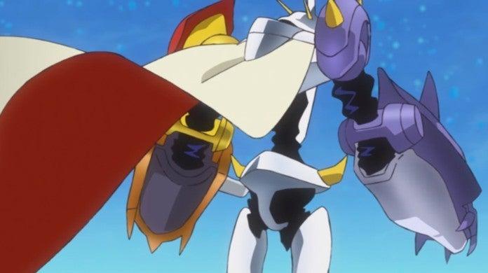 Digimon Adventure Reboot Omnimon
