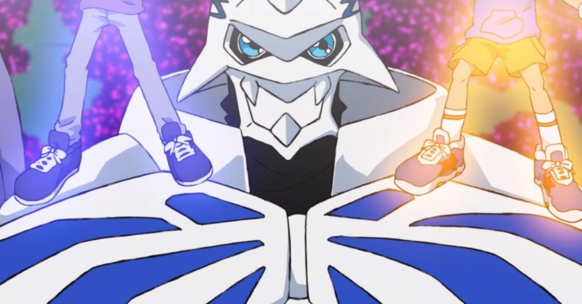 Digimon Adventure Reboot Omnimon Anime