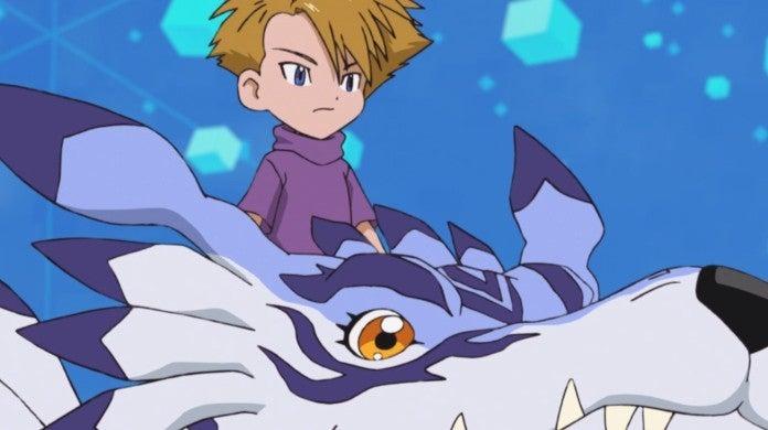 Digimon Reboot Matt Anime