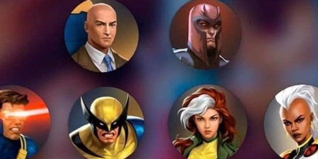Disney+ Reveals New X-Men Avatars