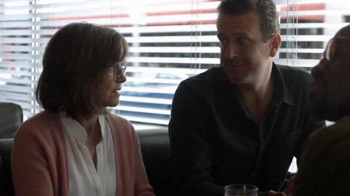 dispatches from elsewhere jason segel sally field amc