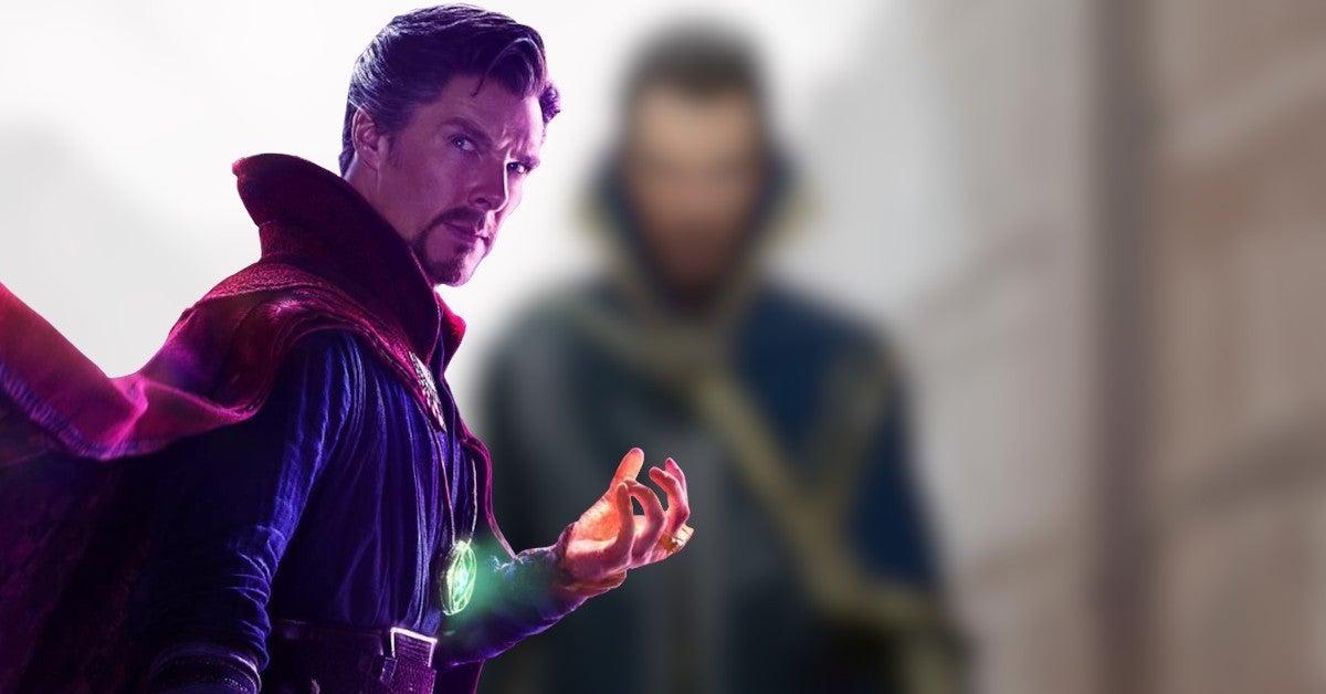 Doctor Strange Alternate Costumes Concept Cart