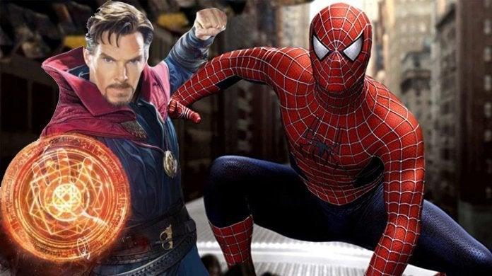 doctor strange spider-man 2