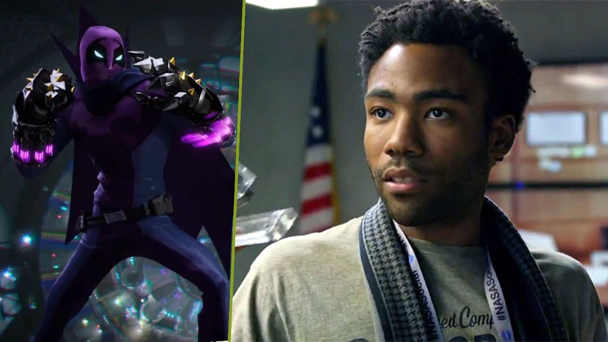 Donald Glover Prowler