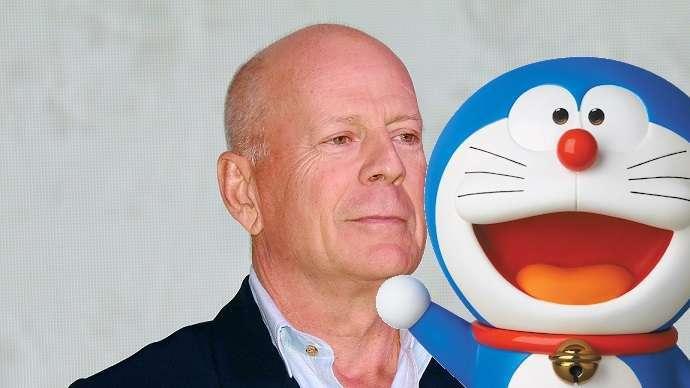 Doraemon Willis