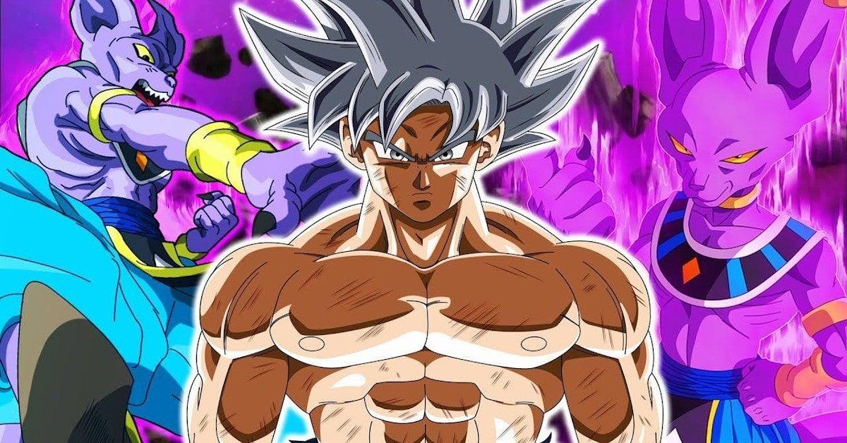 Dragon Ball Super Beerus Final Villain Big Bad vs Goku