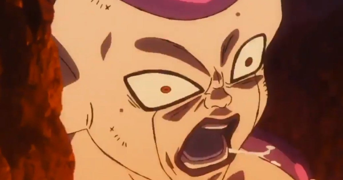 Dragon Ball Super Broly Freeza