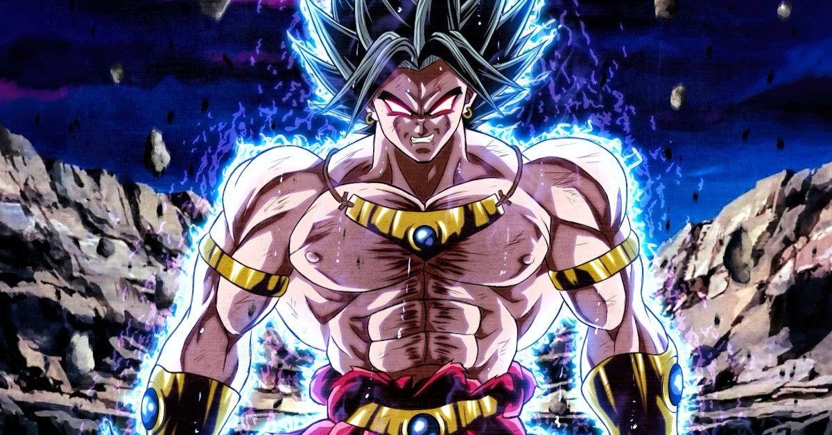Dragon Ball Super Ultra Instinct Broly Theory