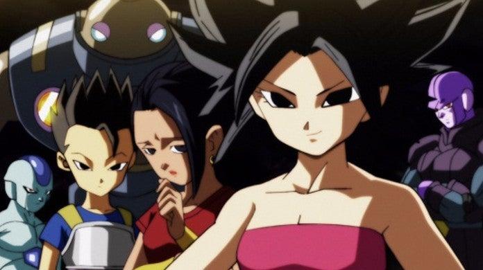 Dragon Ball Super Universe 6 Saiyans Arc