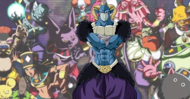Dragon Ball Super Was Moro a God of Destruction Theory