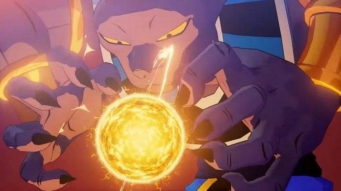 Dragon Ball Z Kakarot Beerus