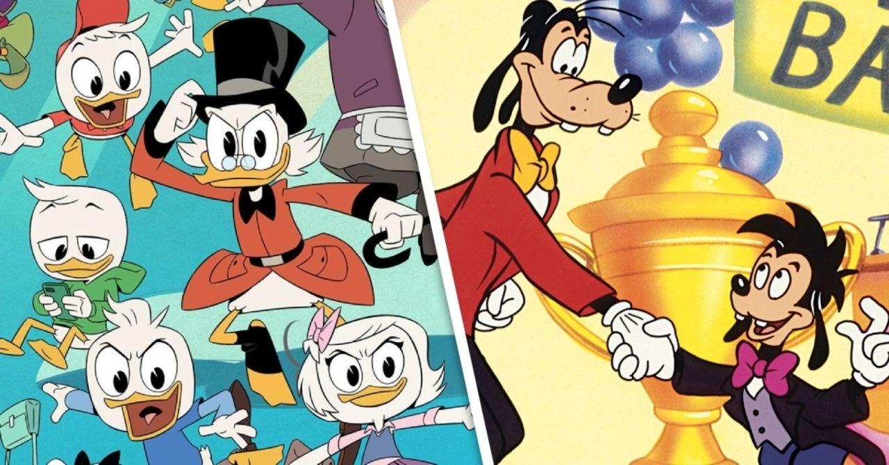 Ducktales Goofy Voice Actor Bill Farmer Would Love A Goof Troop Reunion