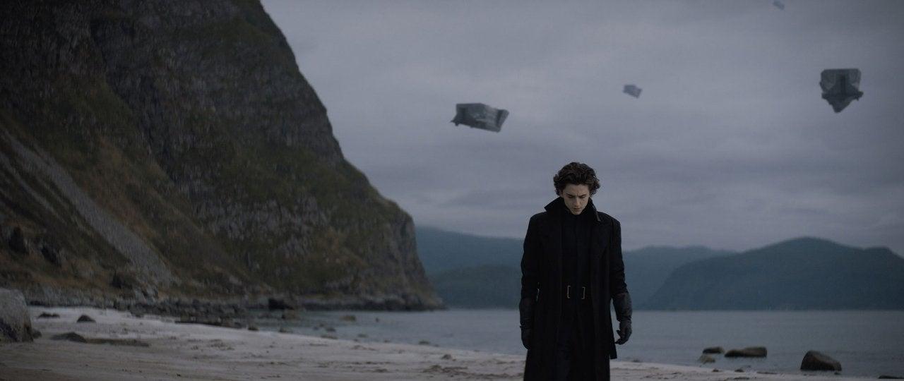 Dune Movie Timothee Chalamet Paul Atreides